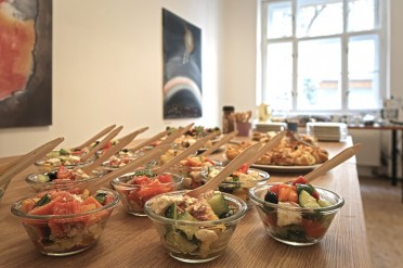 Lampárna coworking catering